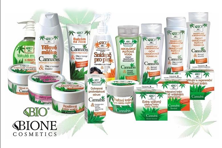 Výrobky firmy Bione