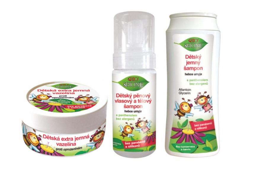 Kosmetika pro děti