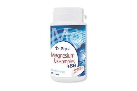 MAGNESIUM Biokomplex + B6 Dr. Bojda