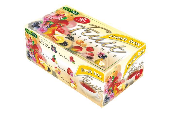 Fruit box – Dárkové čaje VITTO TEA