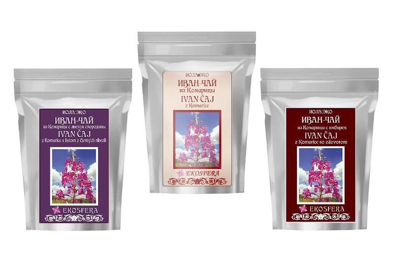 Ivan čaj – Sypané bylinné čaje