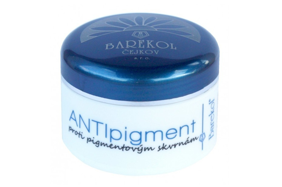 Antipigment krém