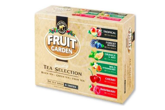 Fruit Garden dárková kazeta čajů
