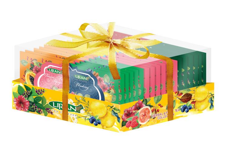 Herbal Fruit Tea Collection