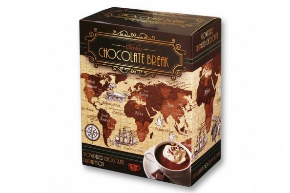 Horká čokoláda 5x25g