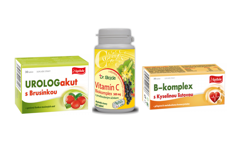 Vitamíny a byliny