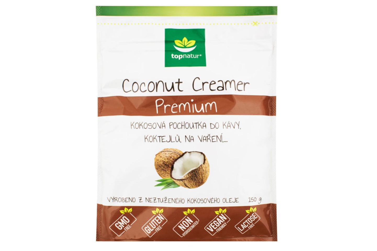 Coconut Creamer Premium