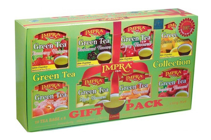 Green Tea Gift Pack